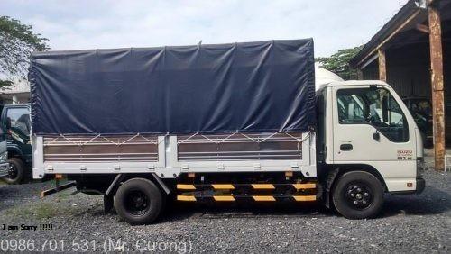 xe tải isuzu 2.2 tấn (QKR55H)