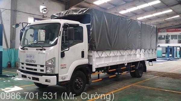 xe tải isuzu 9 tấn FVR34Q
