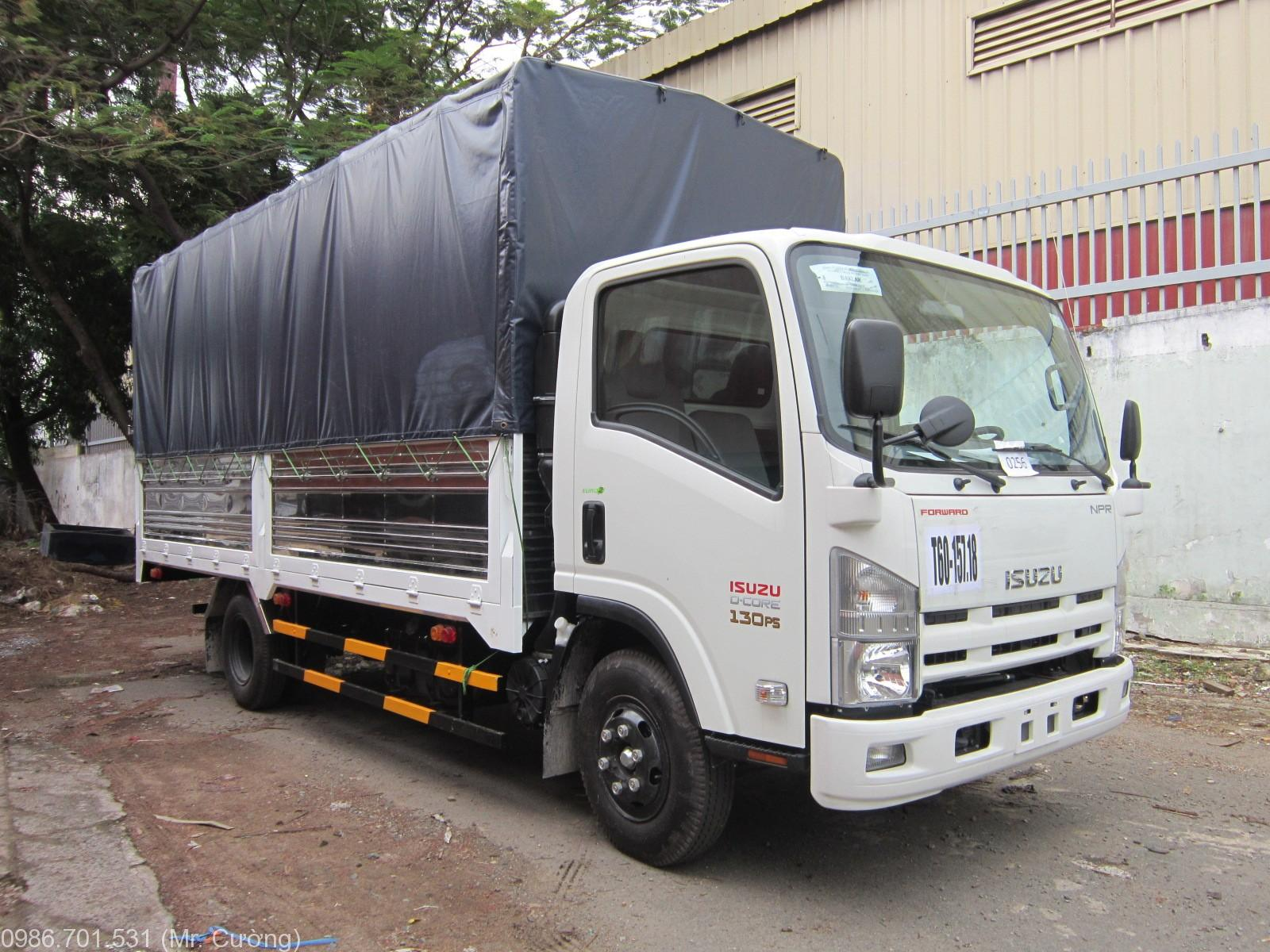xe tải isuzu 3.9 tấn