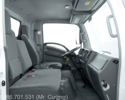 xe tải isuzu 1.4 tấn thùng bạt (QKR55F)