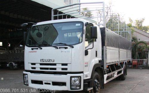 xe tải isuzu 9 tấn FVR34S