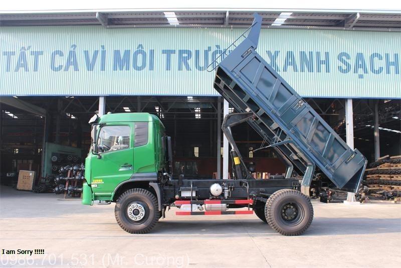 xe ben chiến thắng 8.4 tấn