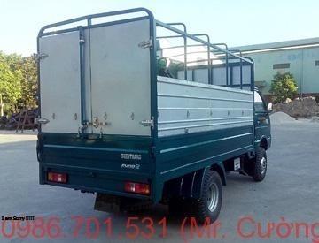 xe tải chiến thắng 1.4 tấn thùng bạt (CT1.4TL1)