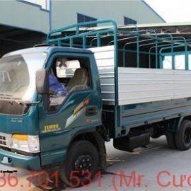 xe tải chiến thắng 2.265 tấn thùng bạt (CT2.50TL1)