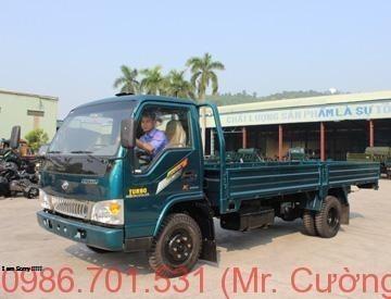 xe tải Chiến Thắng 3.5 tấn thùng lửng (CT3.45T1)