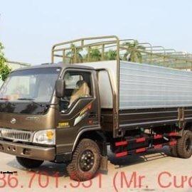 Xe tải Chiến Thắng 4.6 tấn thùng bạt (CT4.95T1)