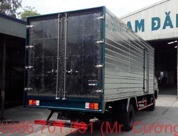 Xe tải chiến thắng 4.75 tấn thùng kín (CT4.95T1)