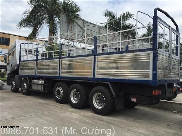 Xe Tai Chenglong 5 Chan 22.4 tấn