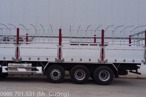 cheng long 5 chân 22.4 tấn