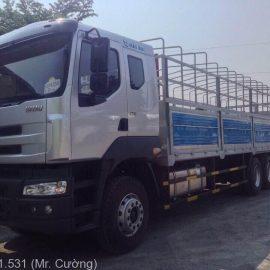 xe tải cheng long 3 chân 15.2 tấn
