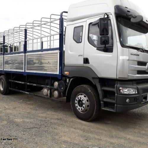 xe tải chenglong 3 chân 15.2 tấn