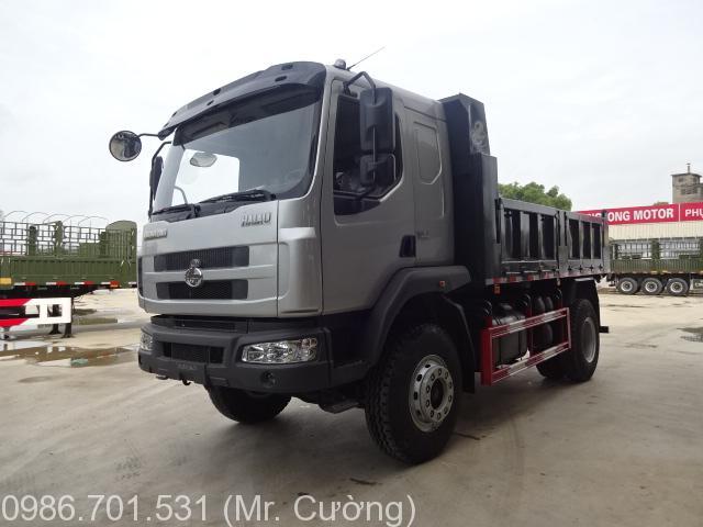 xe ben chenglong 8.4 tấn