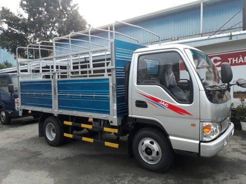 xe tải jac 2.4 tấn