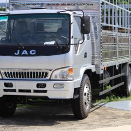 xe tải jac 7.2 tấn động cơ isuzu