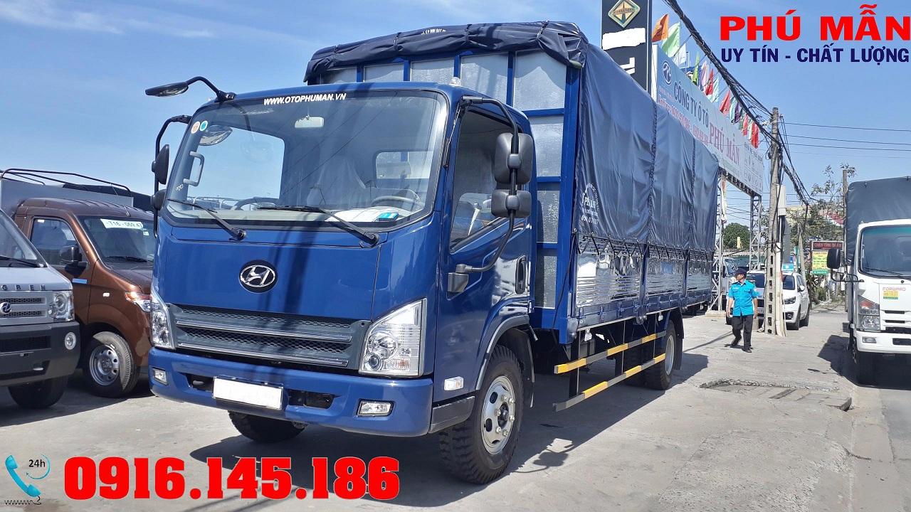 Xe tải FAW 7.3 tấn động cơ hyundai