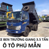 XE BEN DONGFENG TRƯỜNG GIANG 3.5 TẤN