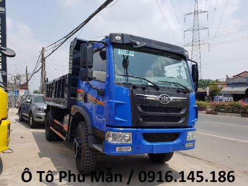 Xe ben Dongfeng Trường Giang 7.7 tấn