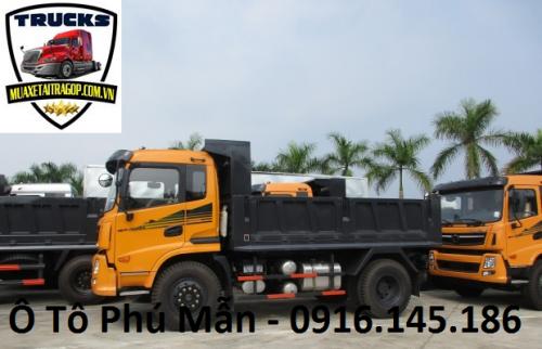 Xe ben Dongfeng Trường Giang 7.8 tấn