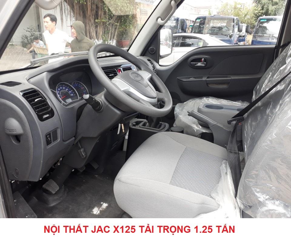 XE TẢI JAC X125