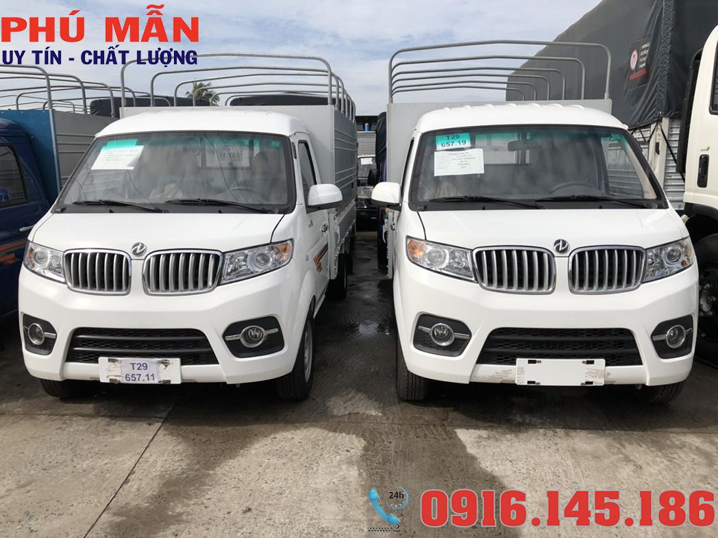 Xe tải Dongben T30 990 kg