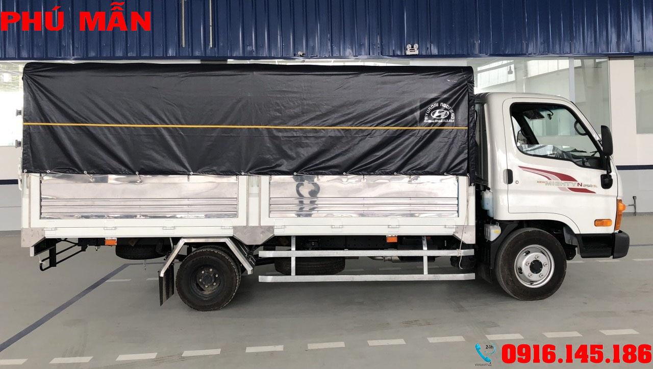 XE TAI HYUNDAI N250 SL