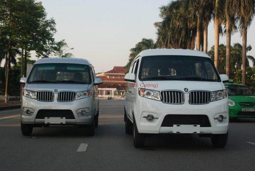 xe bán tải Dongben X30 V5 5 chỗ 695KG
