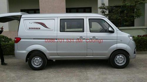 xe bán tải Dongben x30 960kg