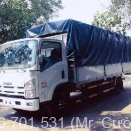 xe tải isuzu 5.5 tấn NQR75M