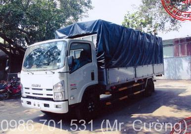 xe tải isuzu 55 tấn NQR75L