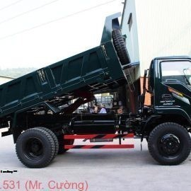 xe ben chiến thắng 5.5 tấn TD1