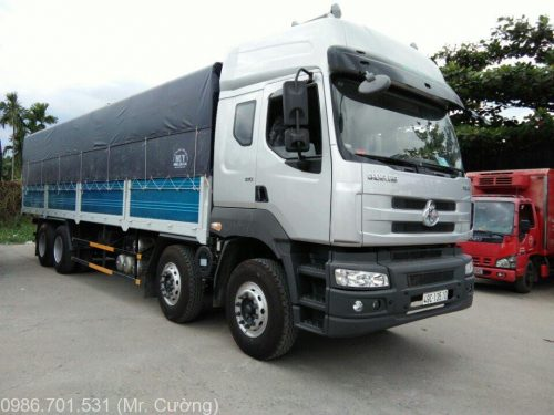 xe tải chenglong 17.9 tấn