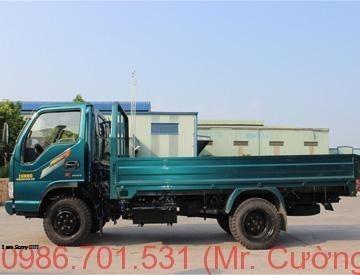 Xe tải Chiến Thắng 1.5 tấn thùng lửng (CT1.50TL1)