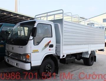 xe tải chiến thắng 3.2 tấn thùng bạt (CT3.45T1)