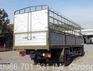 Xe tải chiến thắng 7.2 tấn thùng bạt (CT7.20TL1)