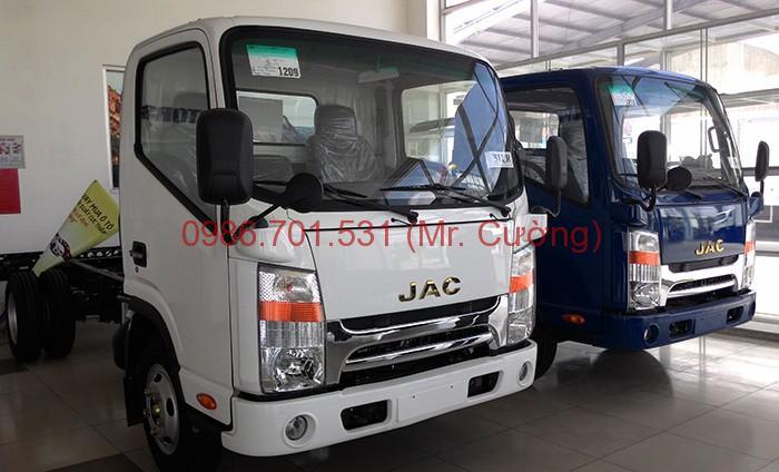 xe tải jac 4.95 tấn