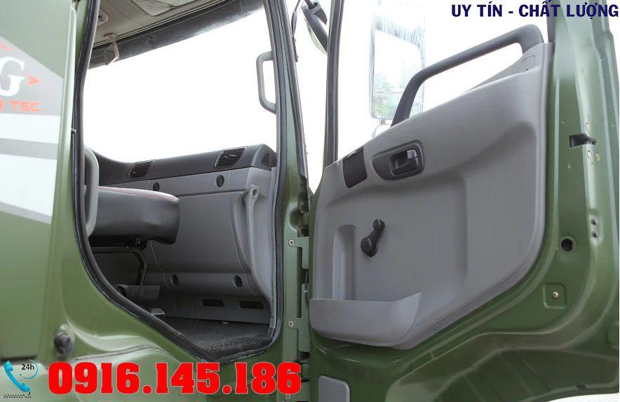 Xe ben DongFeng Trường Giang 8.2 tấn