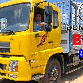 XE TẢI DONGFENG HOÀNG HUY B180
