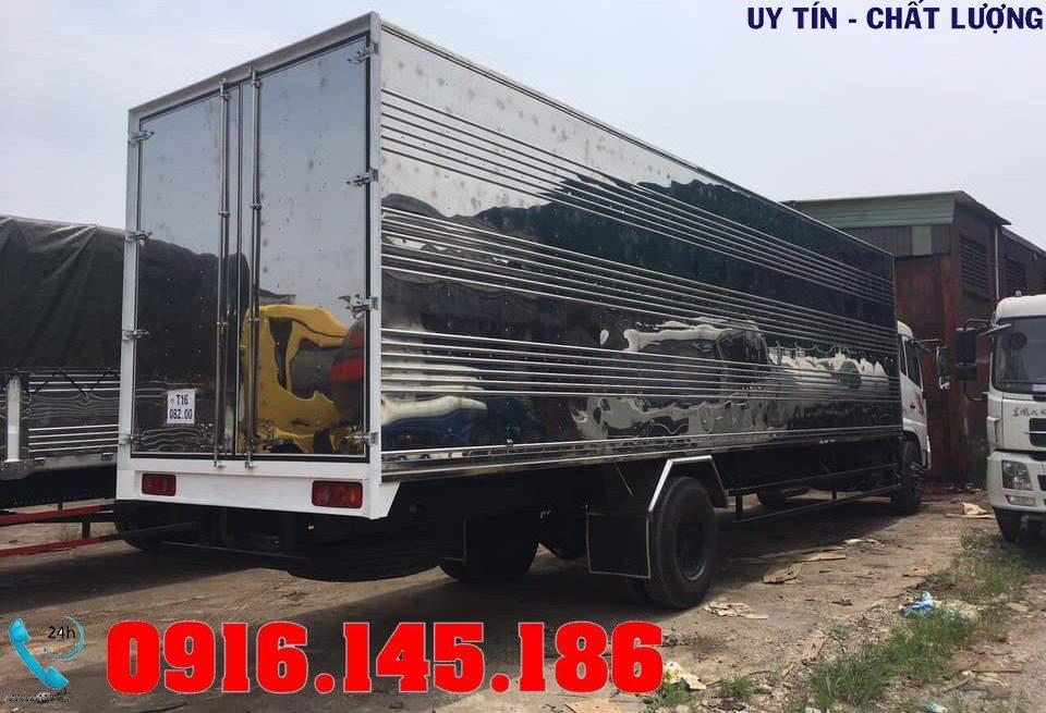 Xe tải DongFeng 9 tấn b180