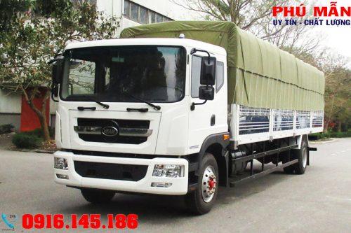 Xe tải veam vpt 880 thùng 9m5